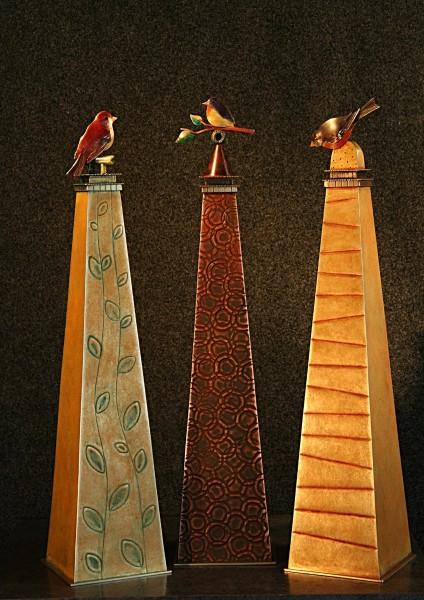 Three Bird Towers