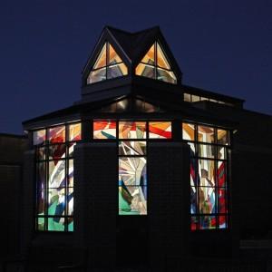 Chapel Windows by Jeff Smith