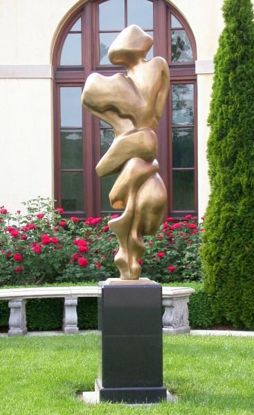 Audacieuse sculpture