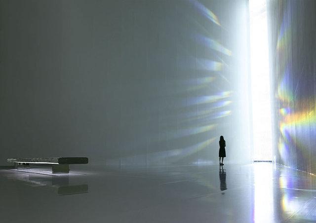 Image c/o Fast Company. Installation by Tokujin Toshioka.