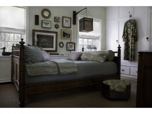 Lake Forest Showhouse Room, by Garrett Paschen Ltd.