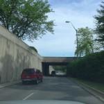 Kettering public art project - before