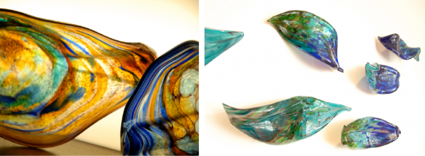Lea de Wit glassworks