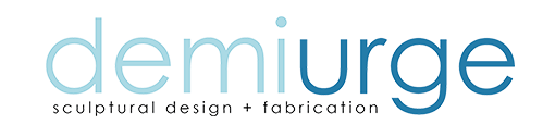 Demiurge logo transparency