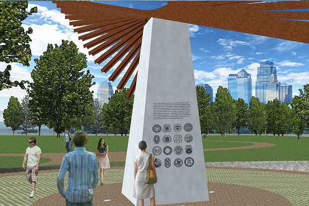 Rays of Remembrance, Kansas City Workers Memorial