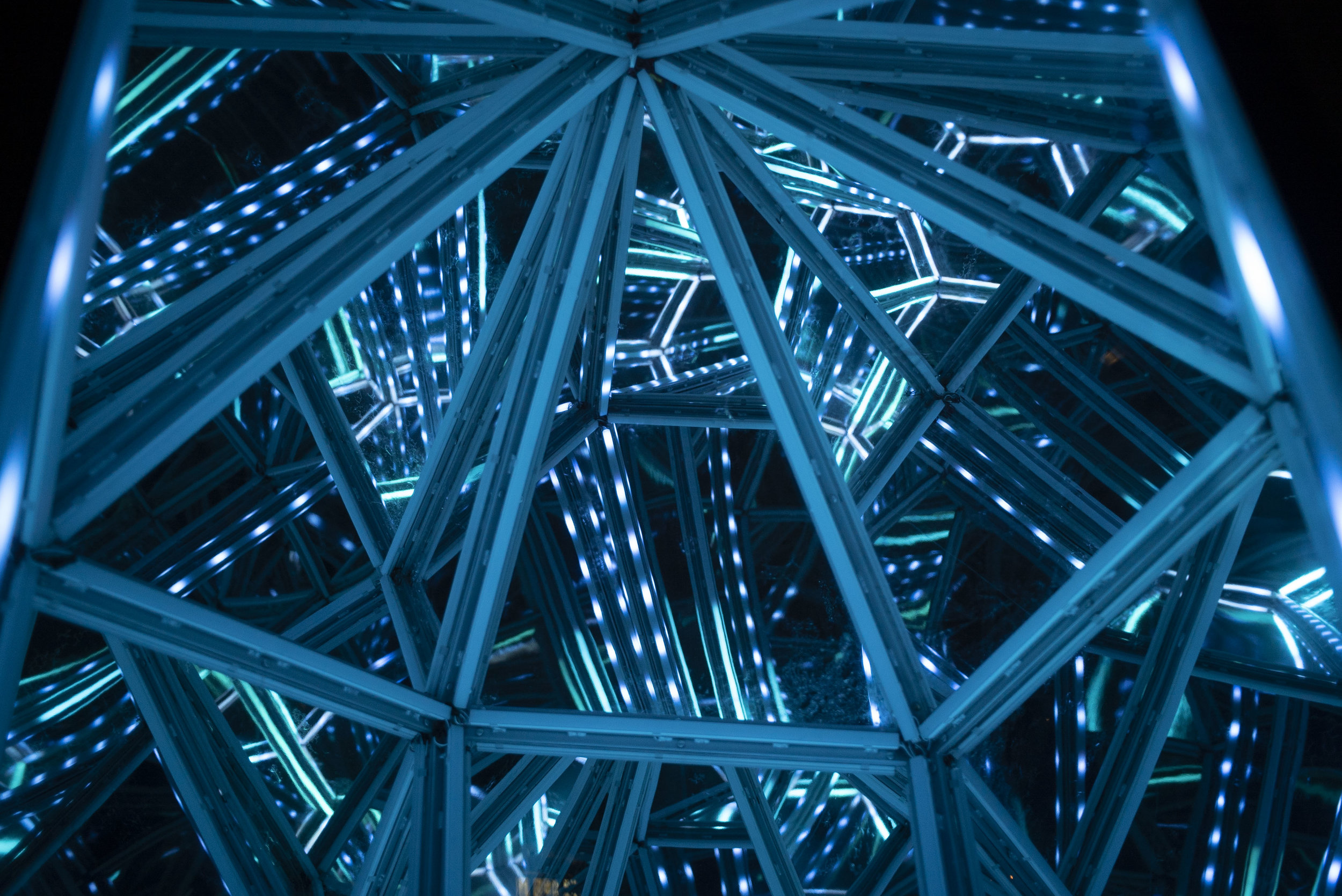 Infinity Crystal
