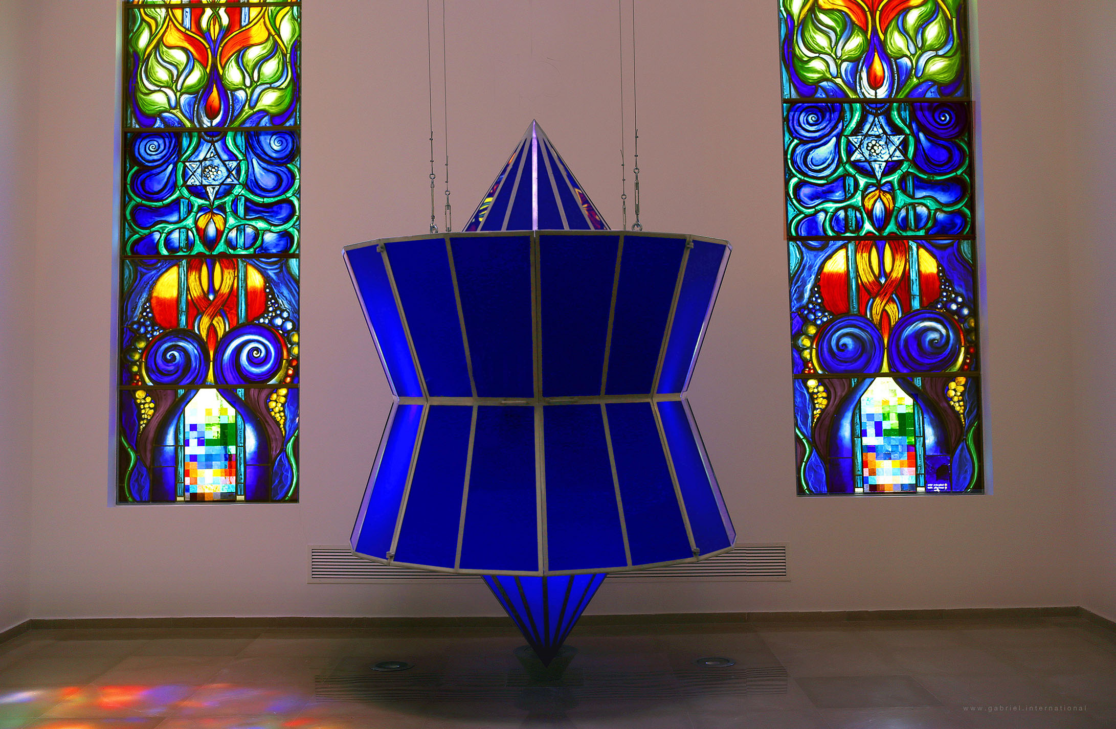 (He)Art of Sheba Synagogue