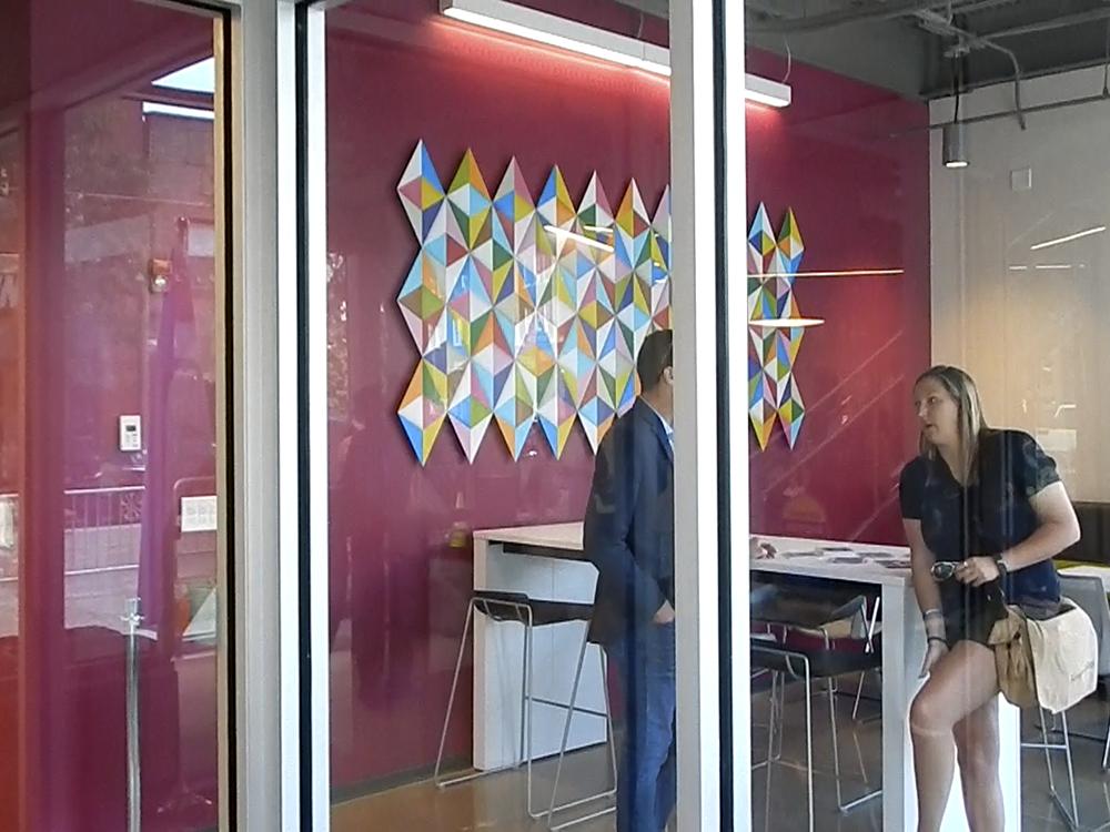 LGBT Community Center Art Installation