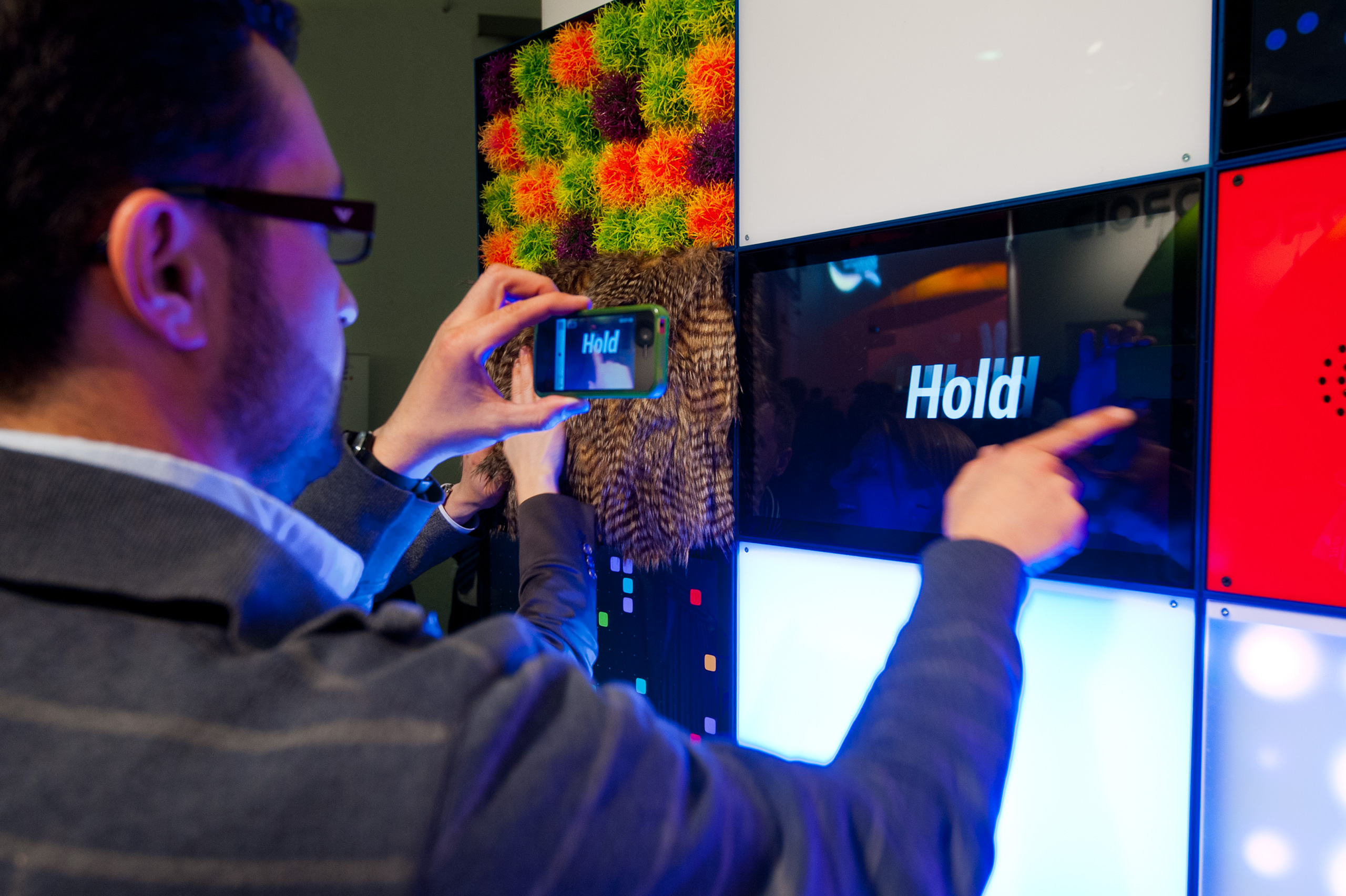 Google Touchwall