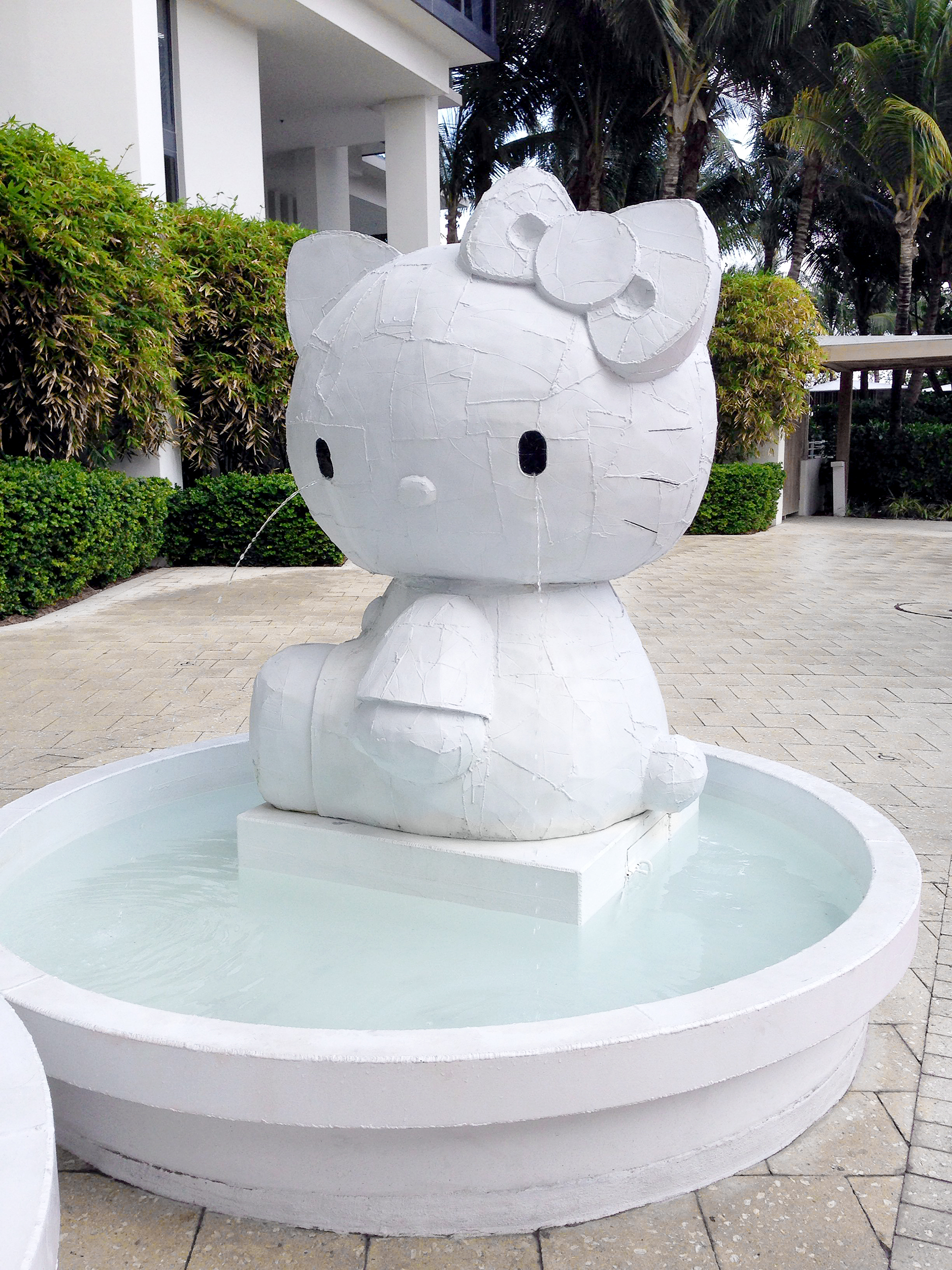 Crying Hello Kitty