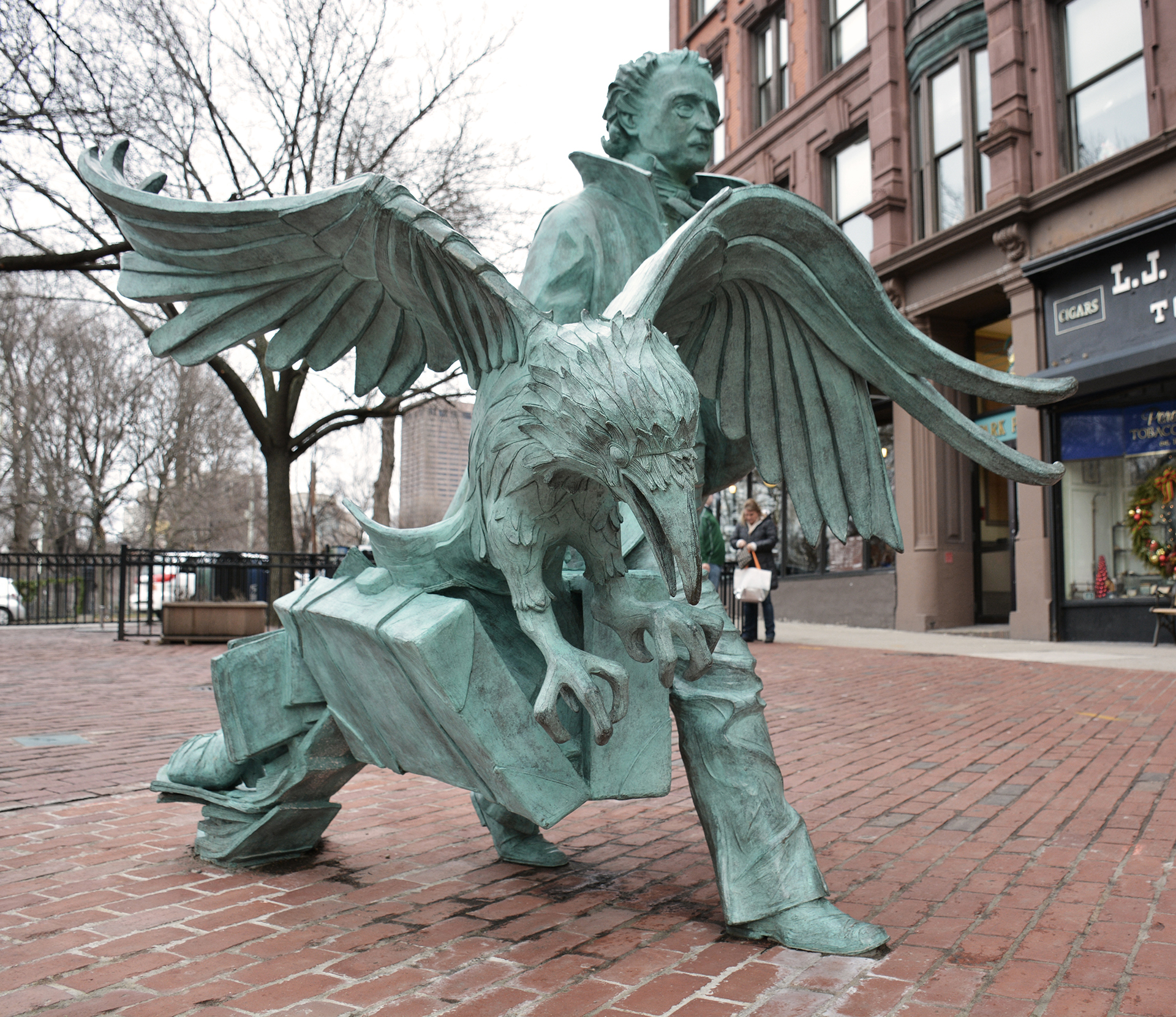 Poe Returning to Boston