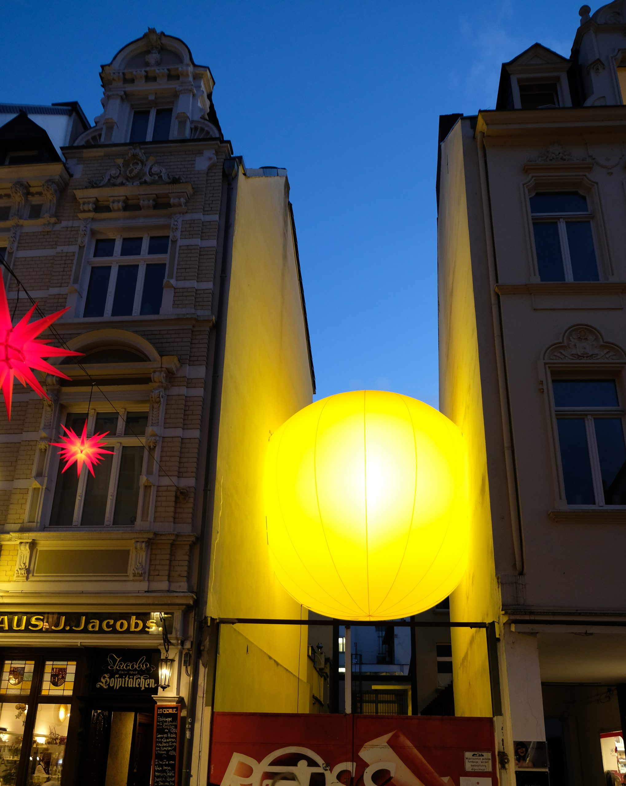 10 Light-Installations for the Beethoven-Year 2020