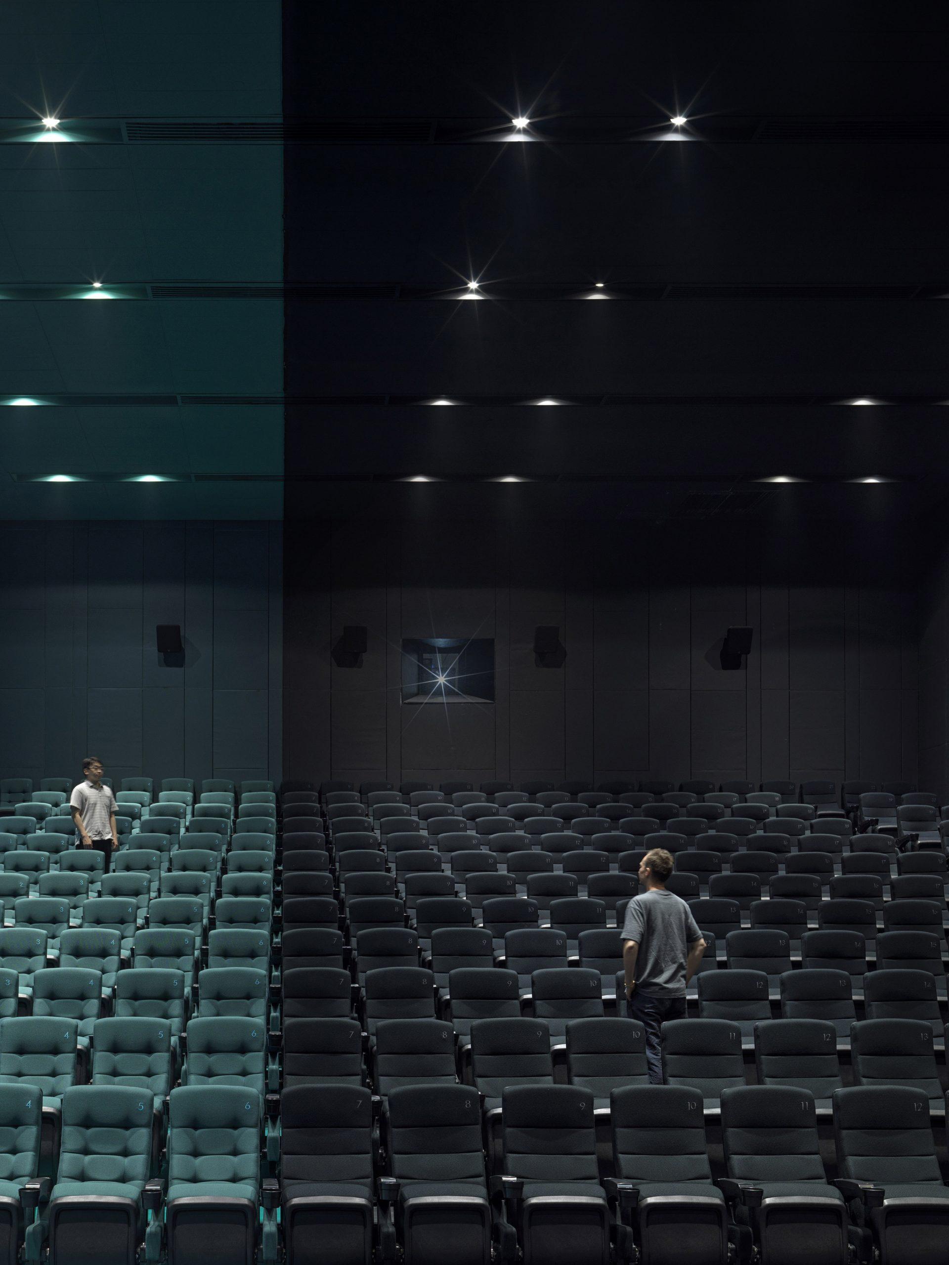 XIAN CHANGJIANG INSUN IMAX CINEMA