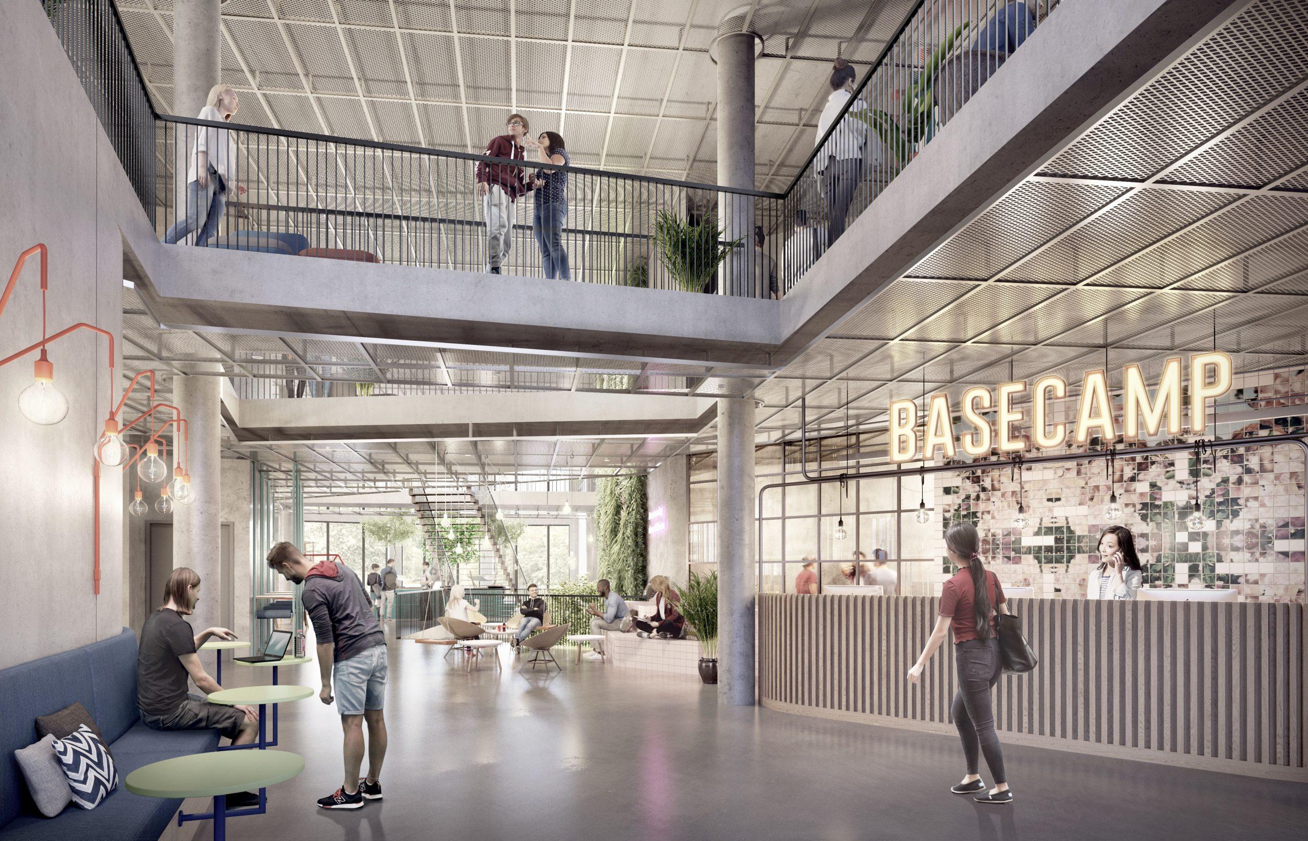 BaseCamp Lyngby