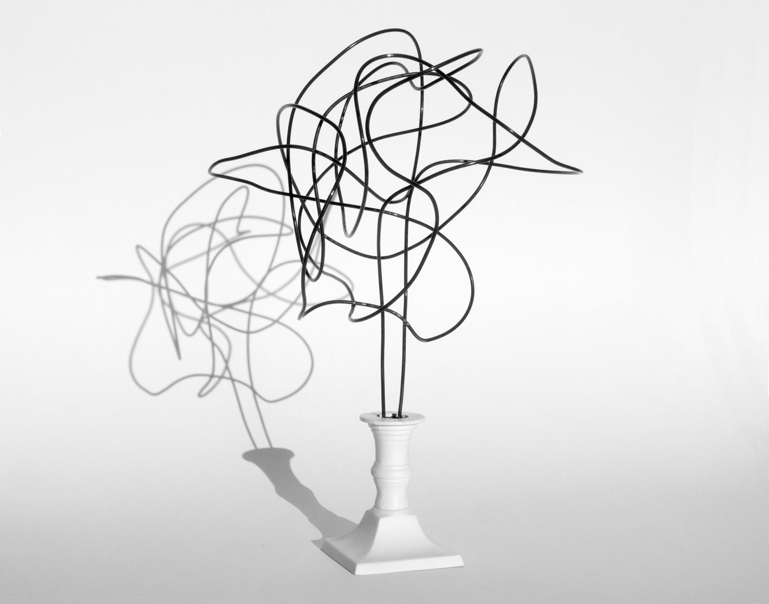 Maquettes for large-scale sculpture