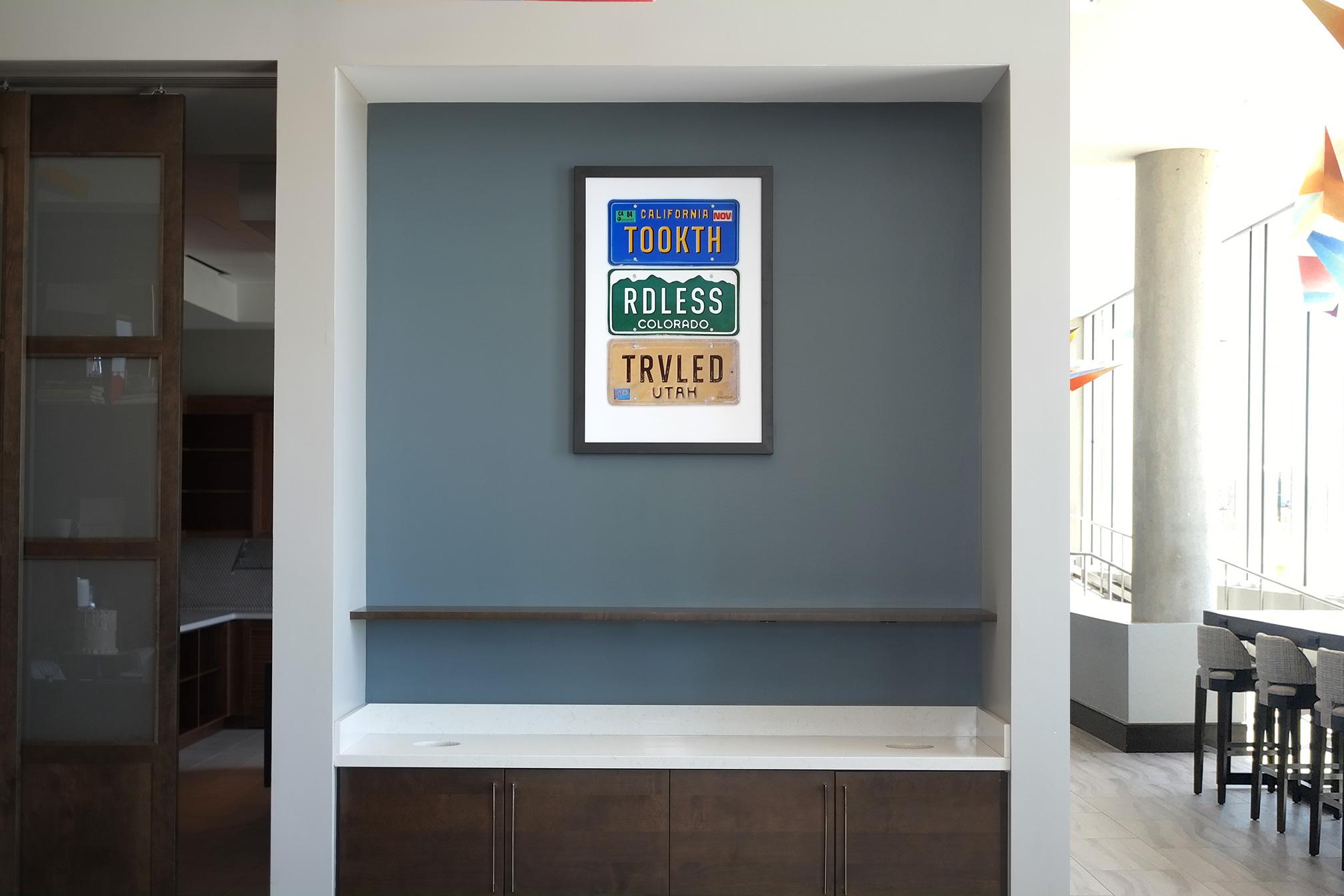 Hyatt Place Pena Station Virtual Vanity Plates