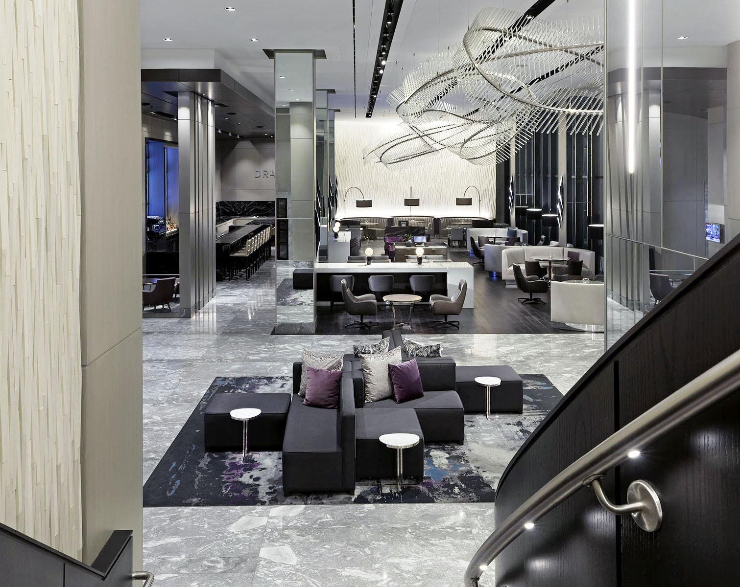 "Toronto Marriott Markham, Draco ""Dragon"" Installation"