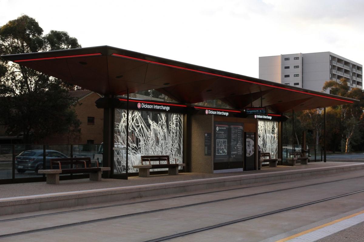 Canberra Metro Light Rail