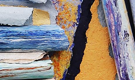 Sea-foam, wall sculpture, commercial building Redesign, Westport, CT.