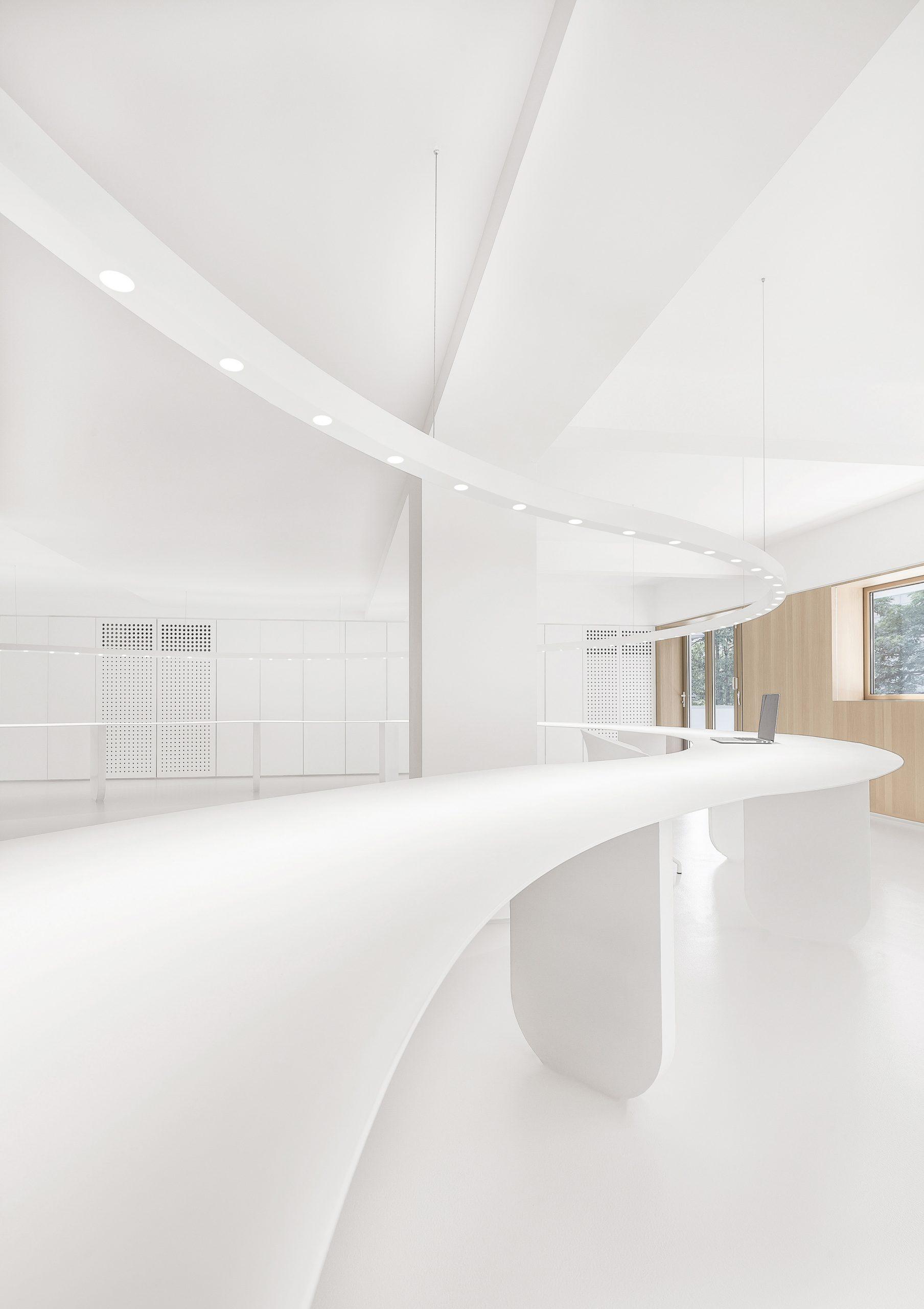 CUN|PANDA, a new office space in Xiamen