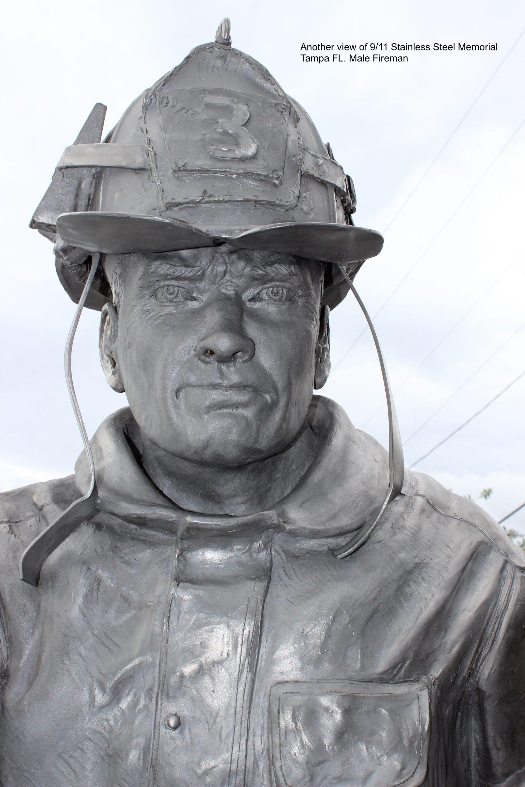 Fearless Champions (9/11 Memorial)