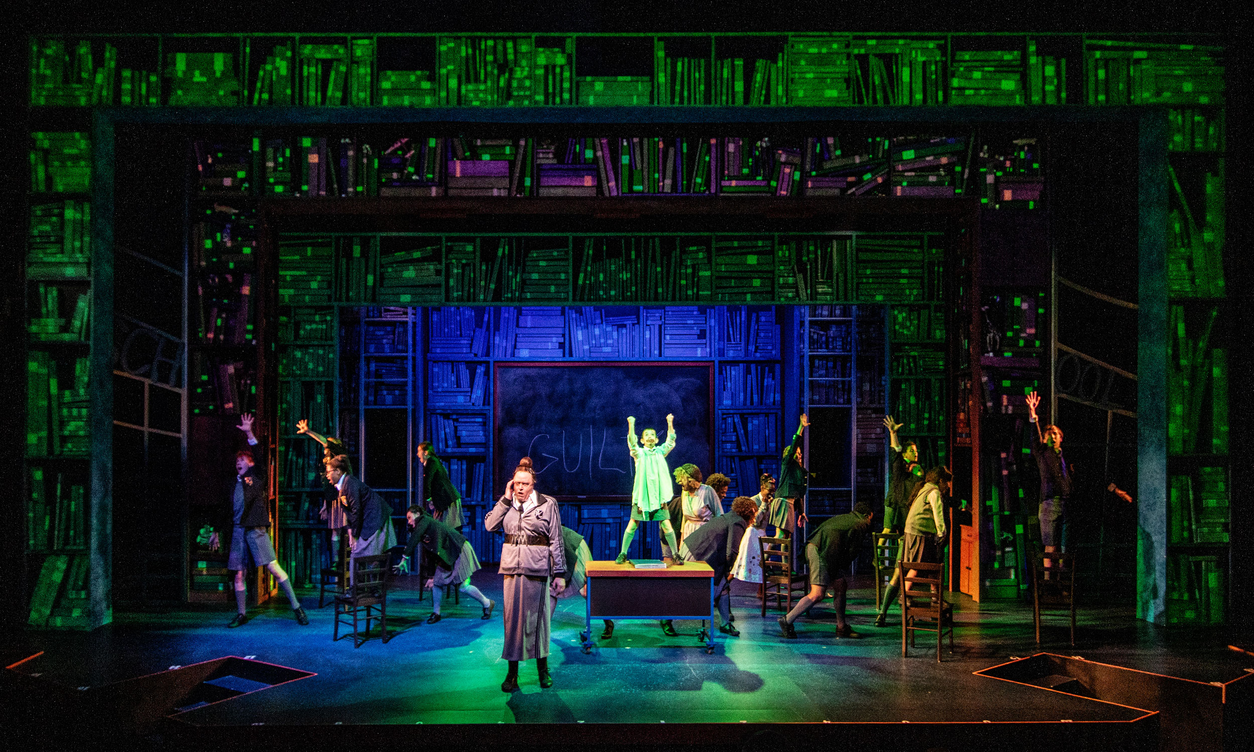 Theatre Projects – Projection Design