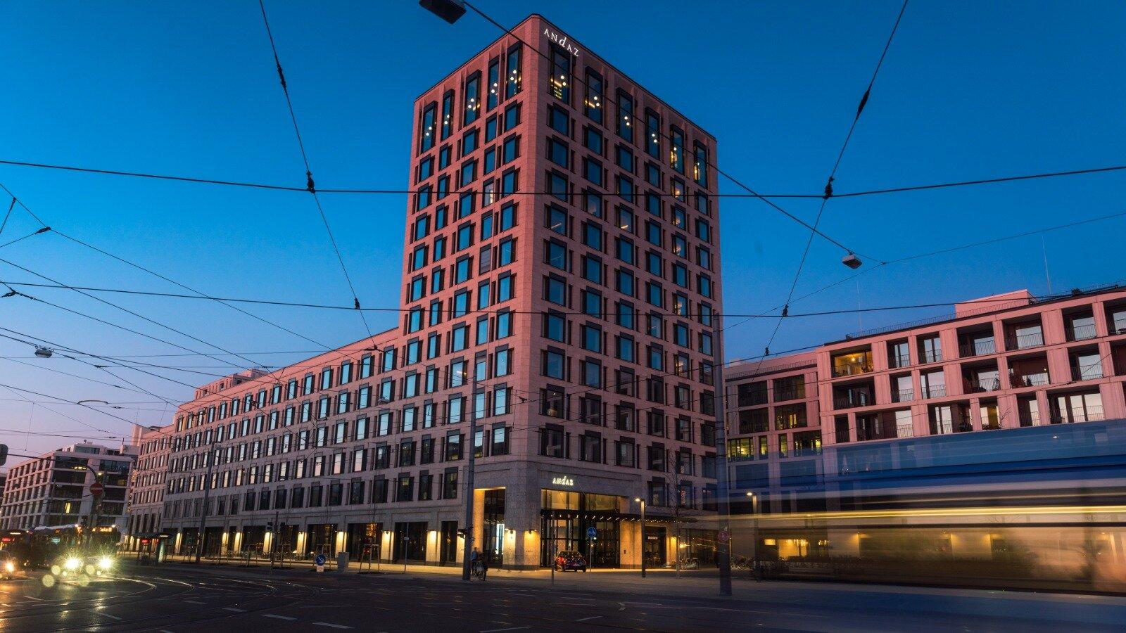 SKY – Andaz Hotel Munich