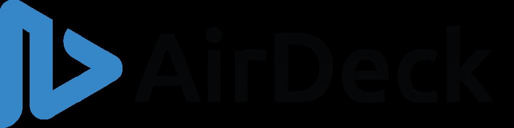 AirDeck BLCK Logo