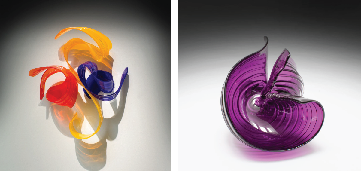 To Dazzle and Delight: The Fiery Forms and Expressive Energies of April Wagner's Glass - CODAworx