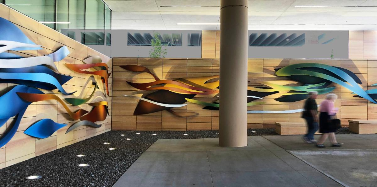 Reflection – Fred and Pamela Buffett Cancer Center