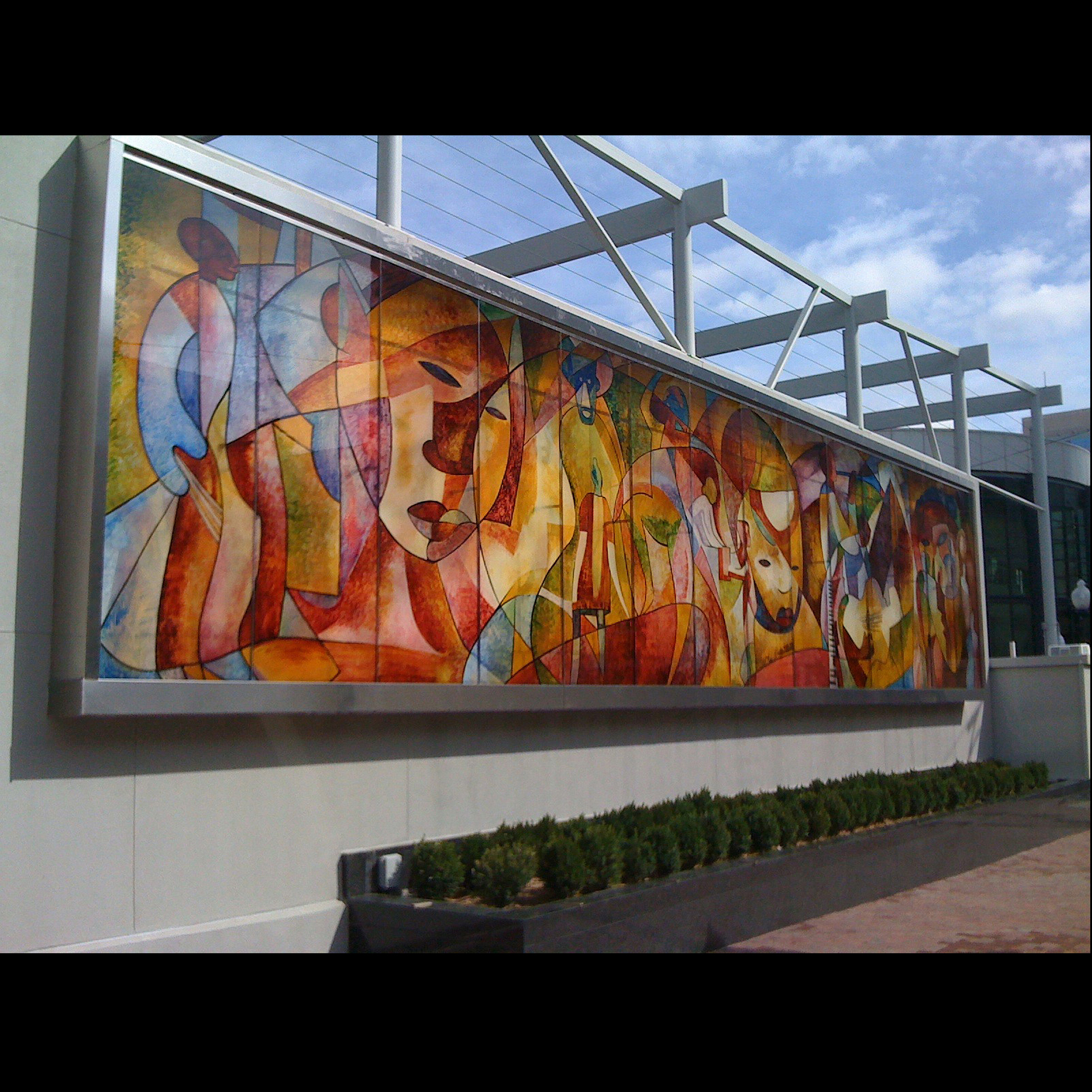GANTT CENTER FOR AFRICAN AMERICAN ARTS+CULTURE