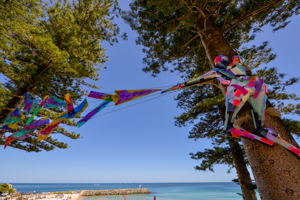 Layered Potential, Sculpture by the Sea Cottesloe 2018