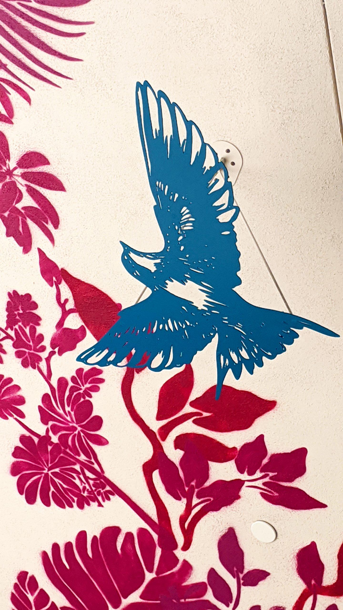 Motif: Paseo Birds