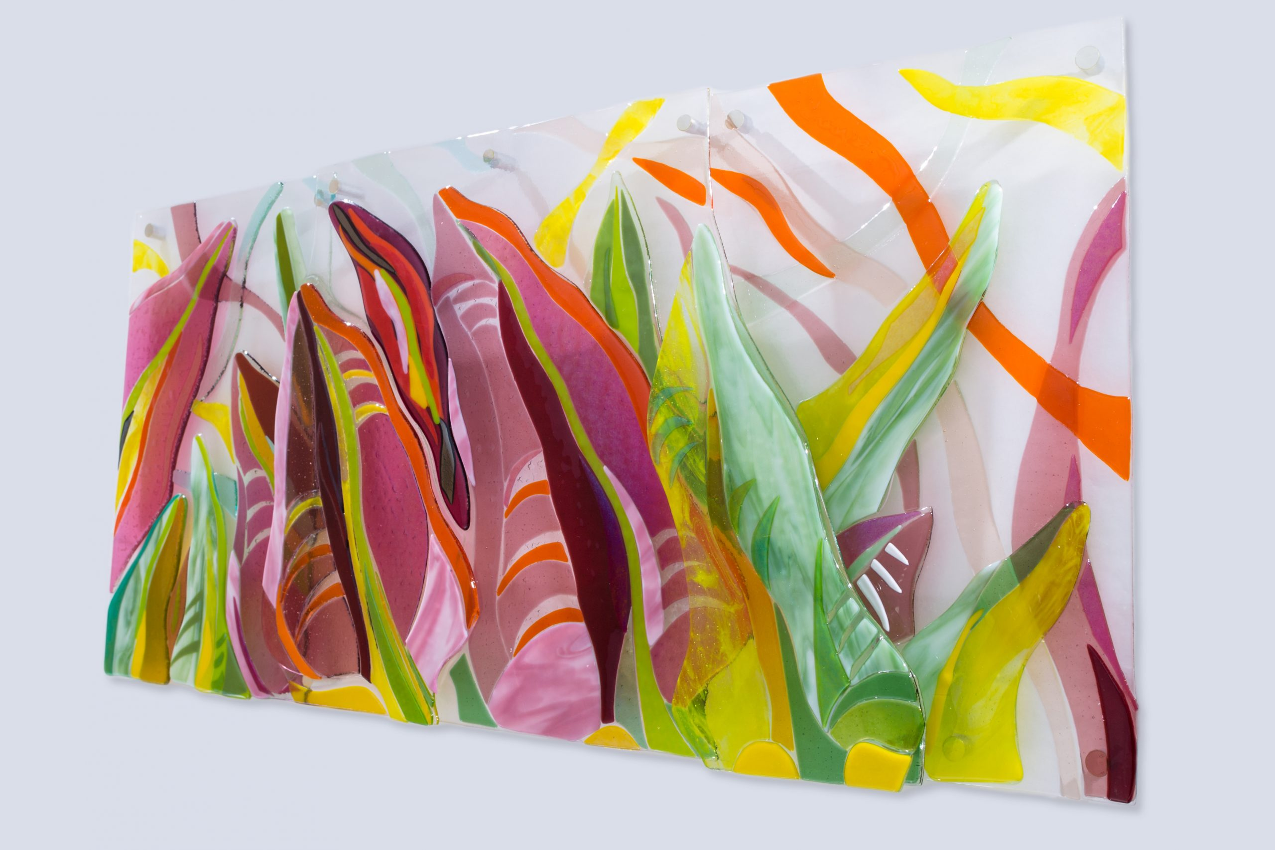 Tropic Breeze, Private Commission for penthouse suite