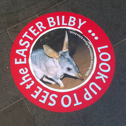Easter Bilby, Wollongong City Council 2019