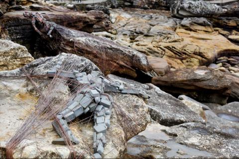 Stagnation, Sculpture by the Sea Bondi 2017