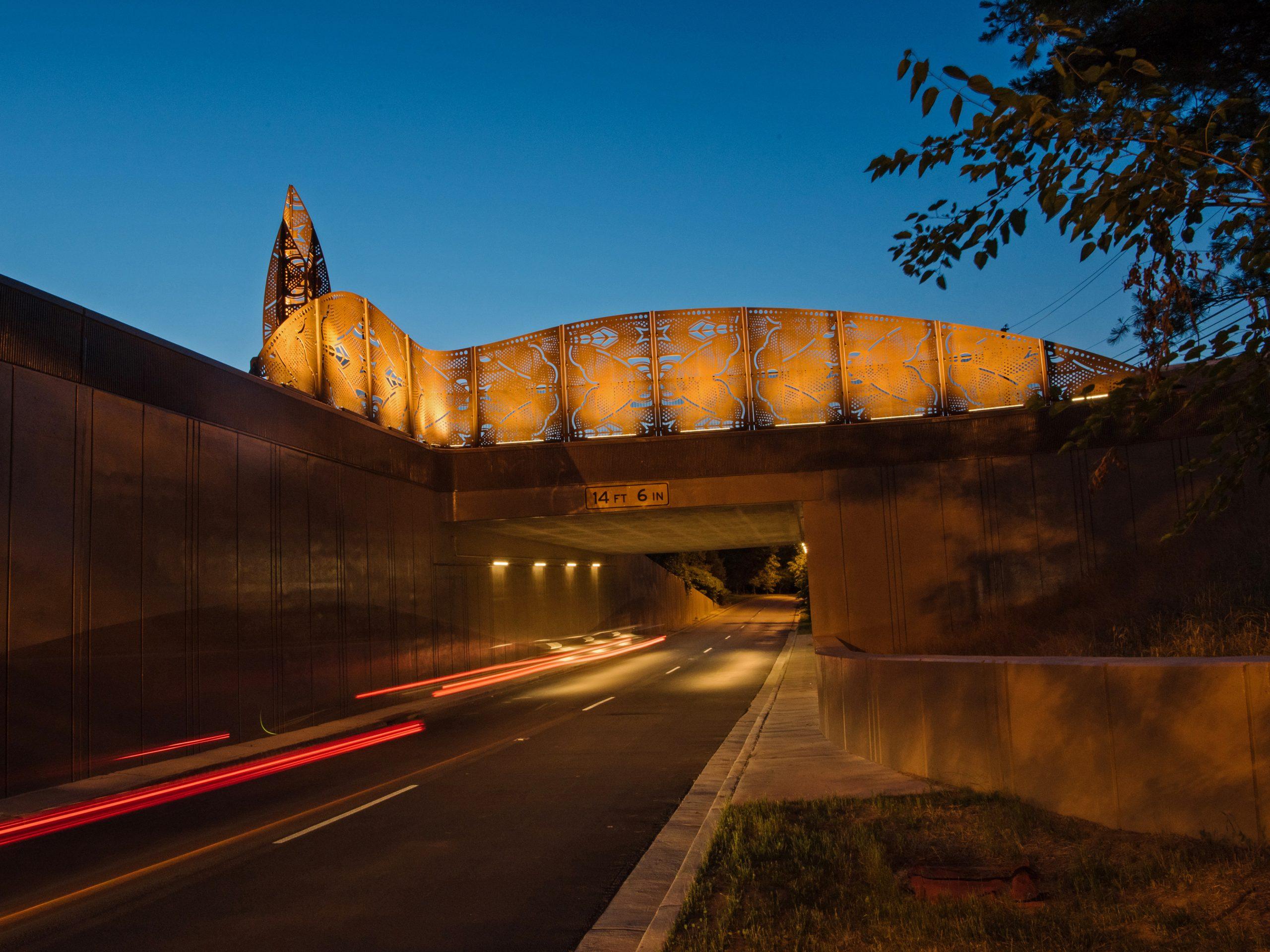 Schantz Bridge City Gateway