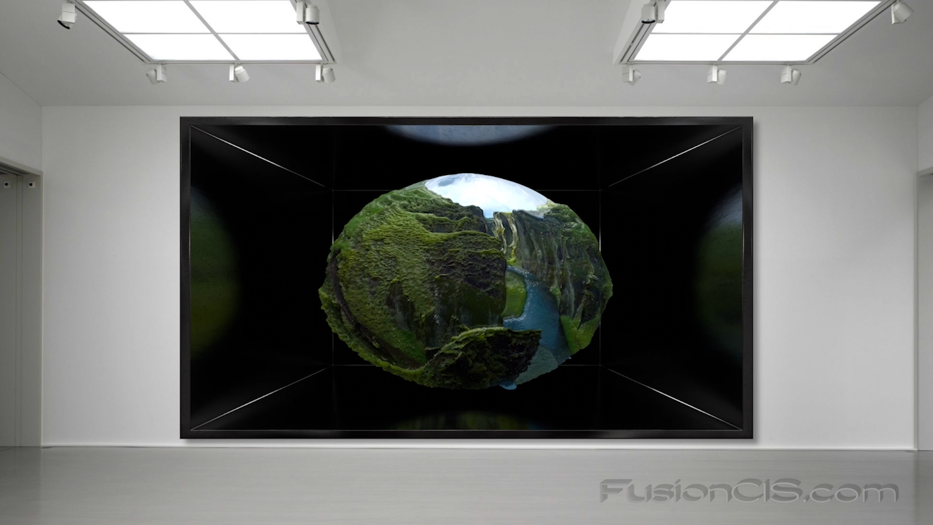Fragile Finity – A Technological Innovation, Sculpting with Film