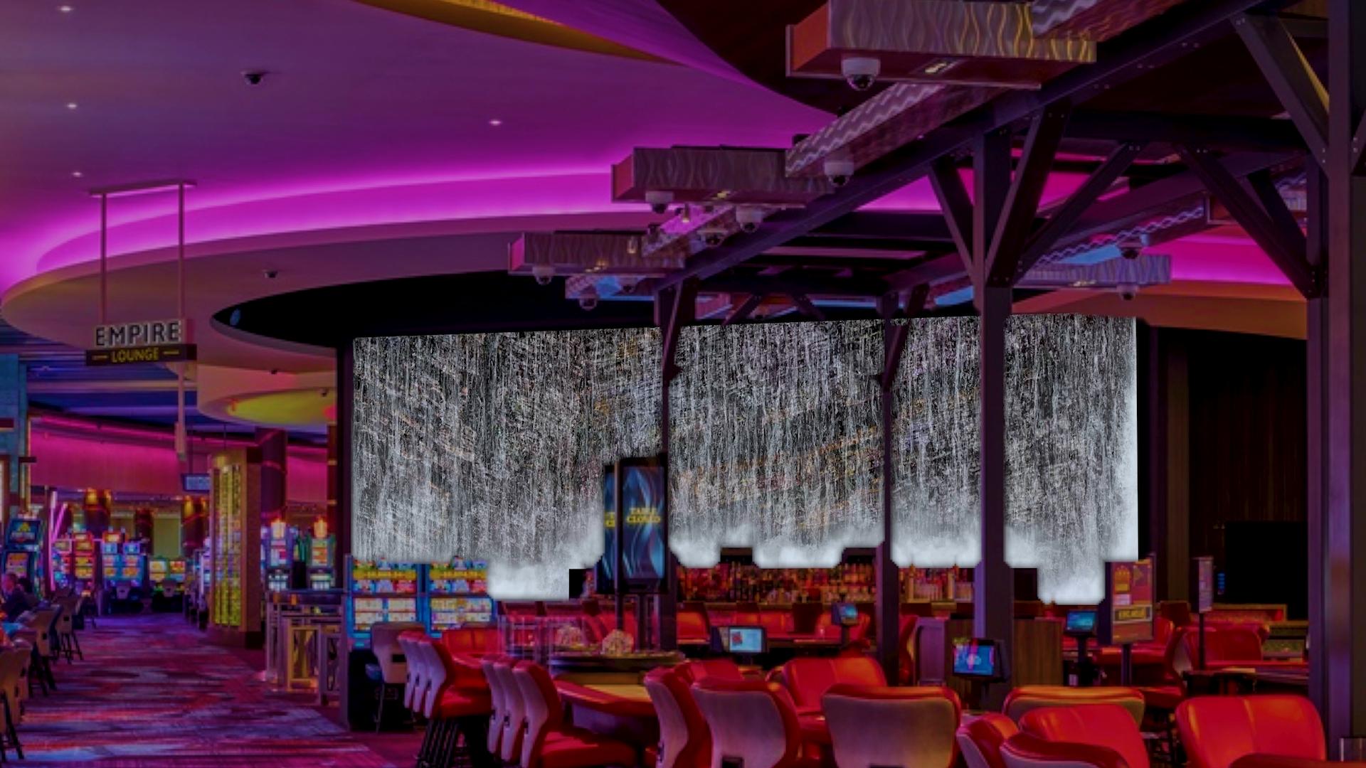 Empire Lounge, Resorts World Catskills