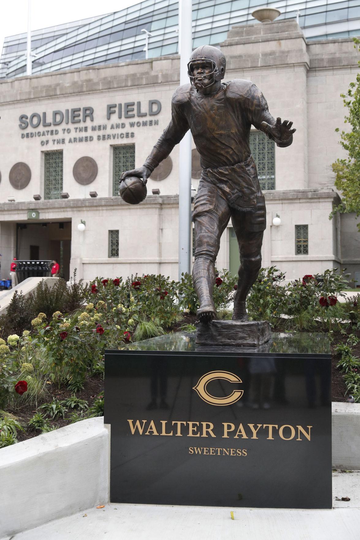 Walter Payton – Chicago Bears Football Club – NFL