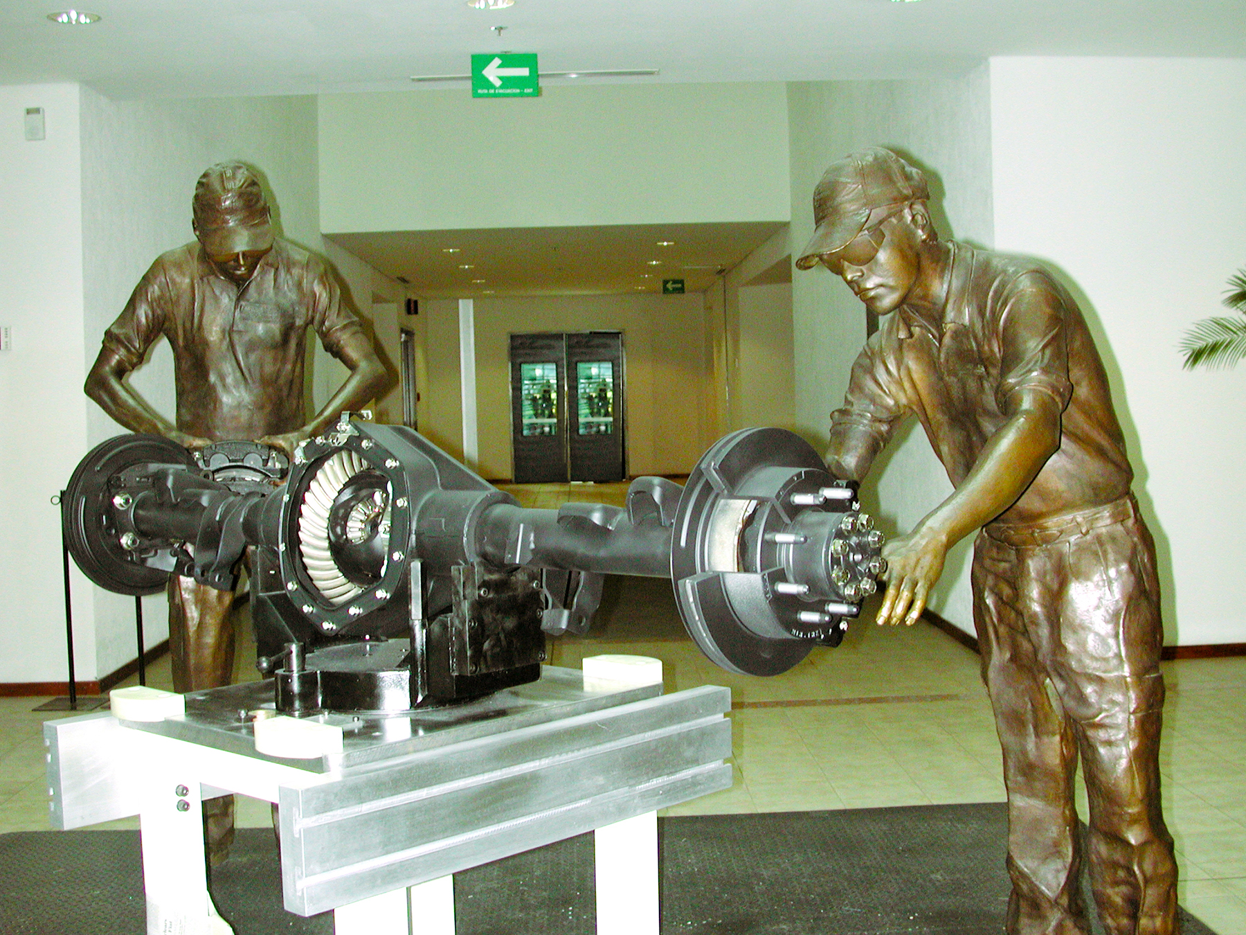 American Axle de Mexico -WORKER ASSOCIATES