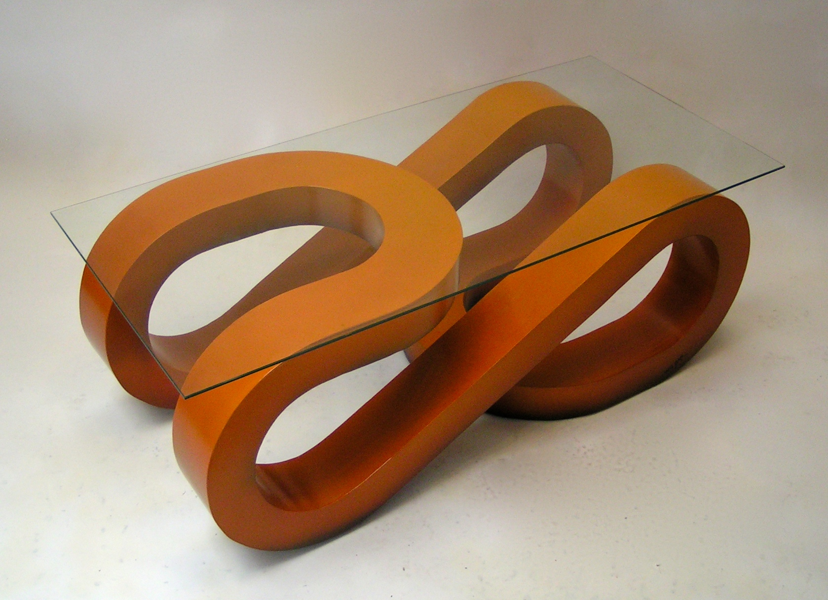 Amber Wave coffee table