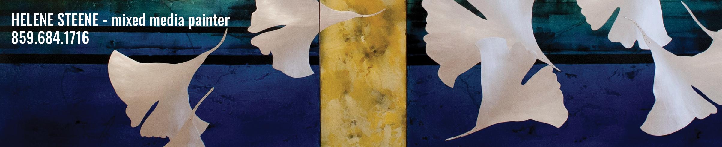 Cosmic Contemplations: The Elemental Paintings of Helene Steene - CODAworx