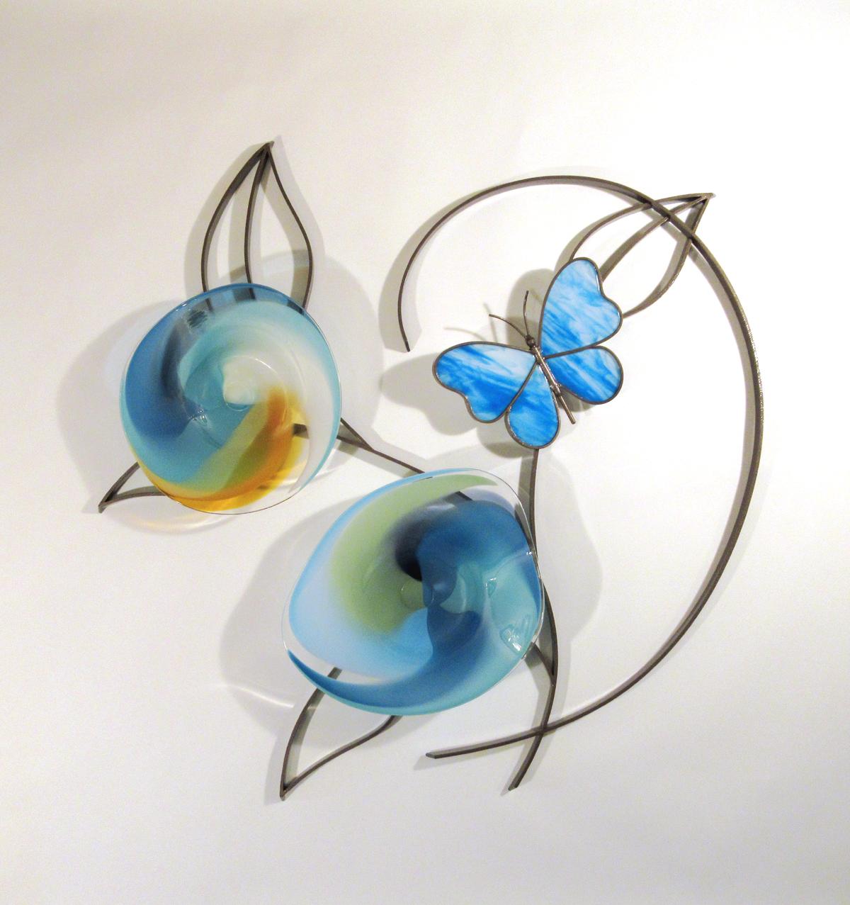 Mansfield Hospital – Butterfly Triptych