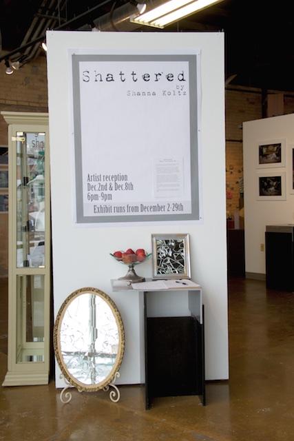 Shattered Fairytales Exhibit by Shanna Koltz