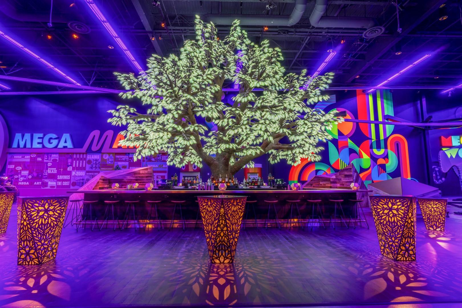 The Oddwood Tree @ Area15