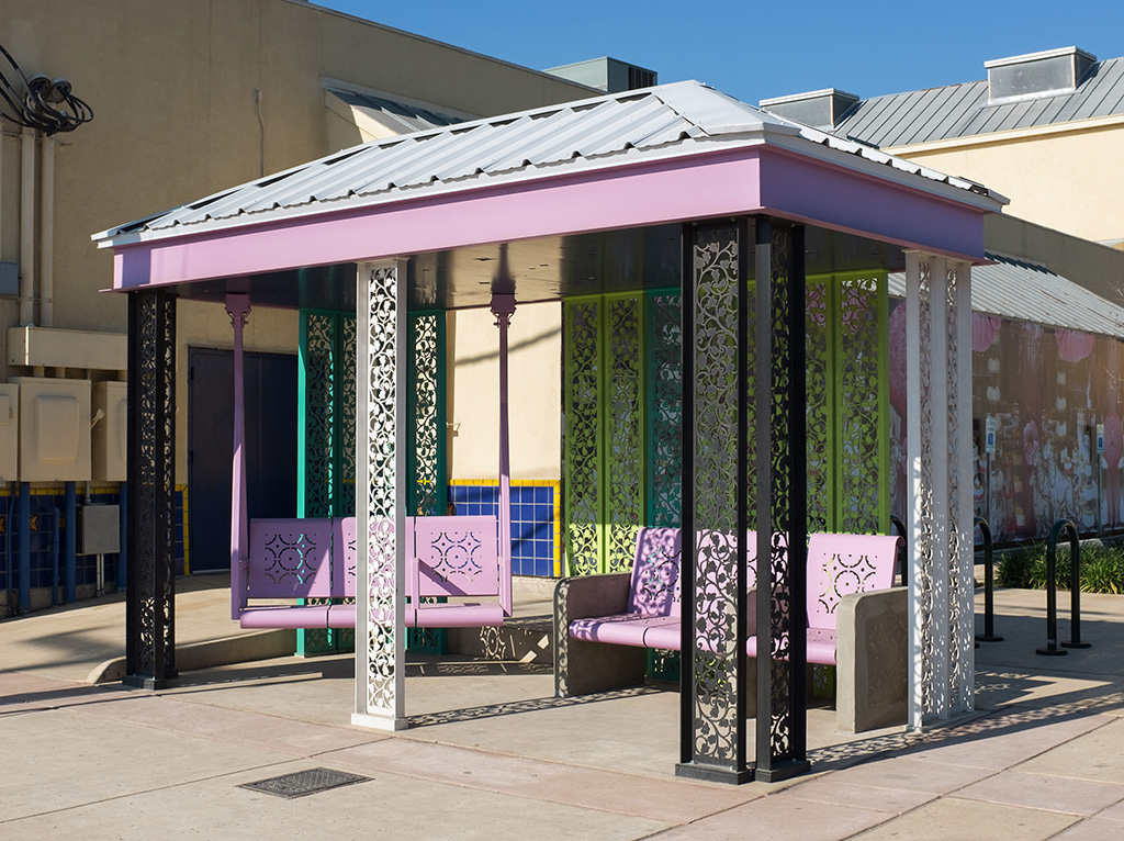 Urban Porch