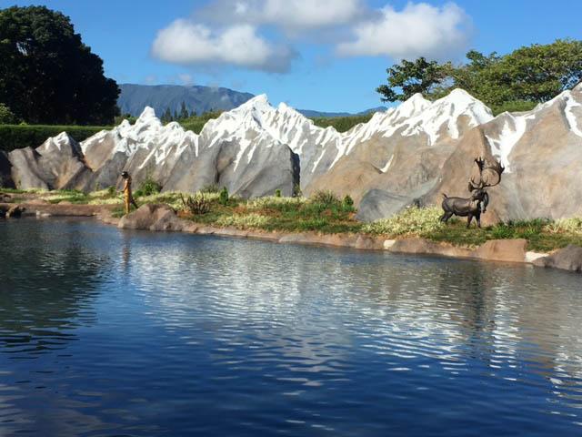 Na Aina Kai Botanical Gardens & Sculpture Park, Kilauea, Kauai, Hawaii