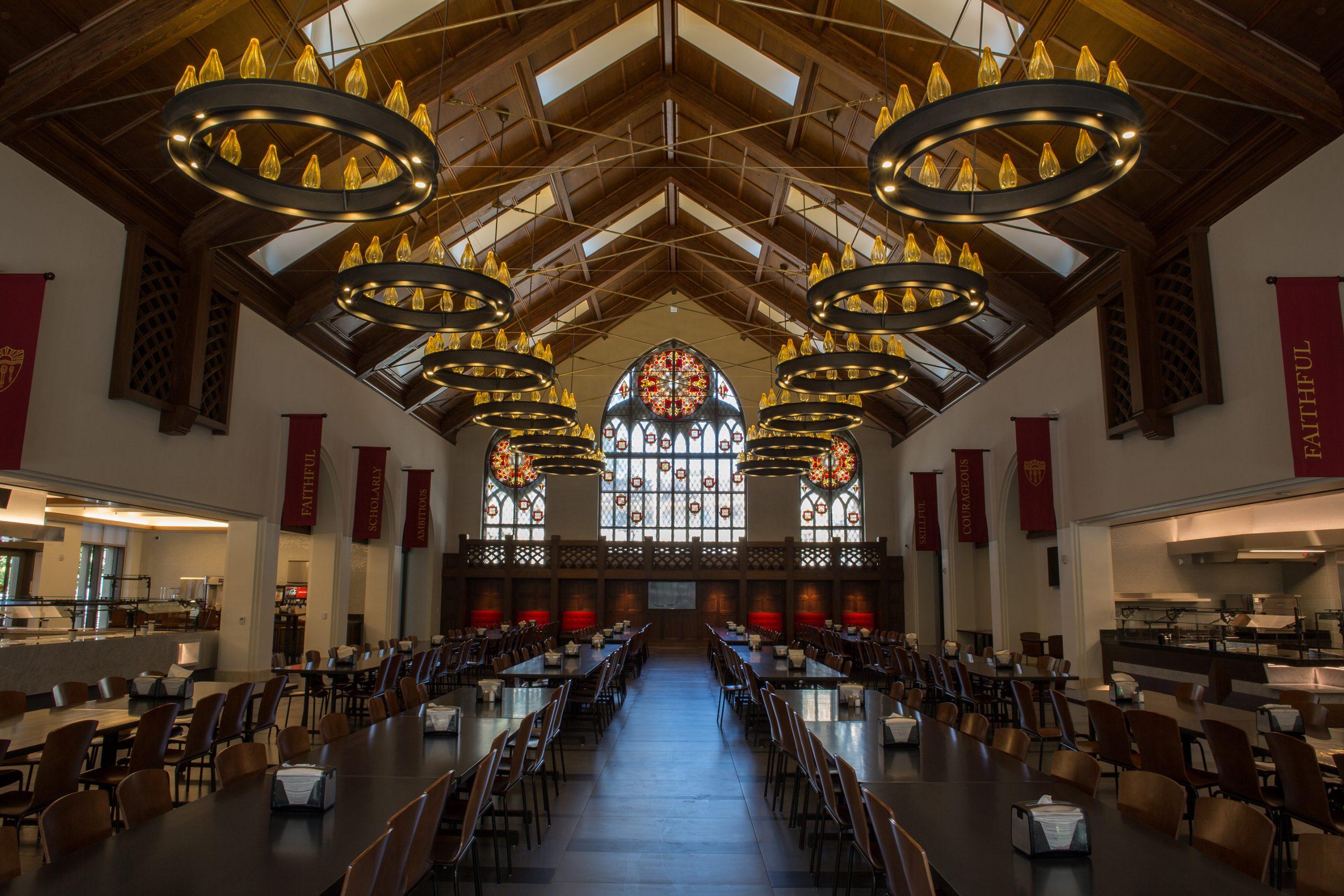 USC McCarthy Dining Hall