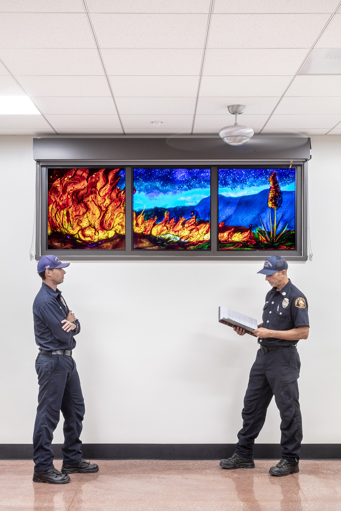 Santa Clarita Fire Station 104
